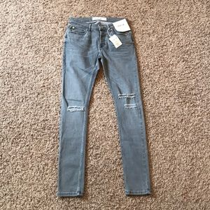 NWT Topman Spray On Fit Jeans